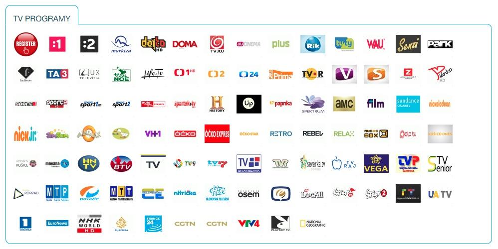 a5c27e73b VEĽKÝ platený balík - 94 TV staníc + 50+ rádiových staníc + mestké kamery  (prevažne KE)