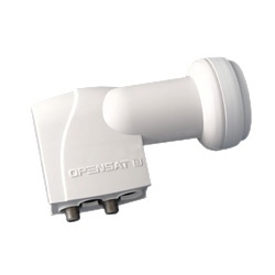 LNB Opensat OP-102 White Twin